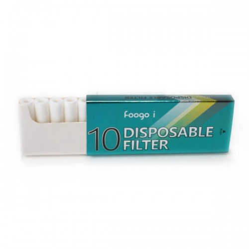 Kubi Cartridge Filters By Foogo (Pack of 10)