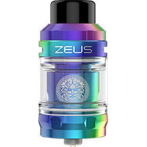 Geekvape Zeus Sub Ohm Tank 2ml TPD Ατμοποιητής  Rainbow