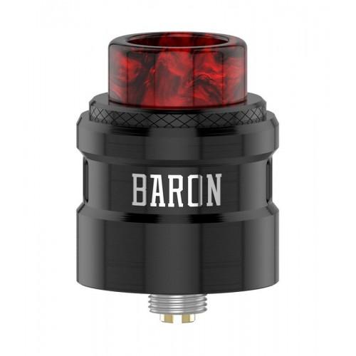 Geekvape Baron RDA Color Ατμοποιητής Black