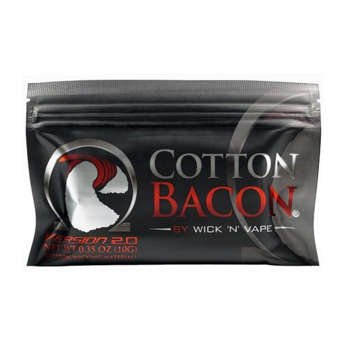 Wicknvape Cotton Bacon V2 ΟΡΓΑΝΙΚΟ ΒΑΜΒΑΚΙ