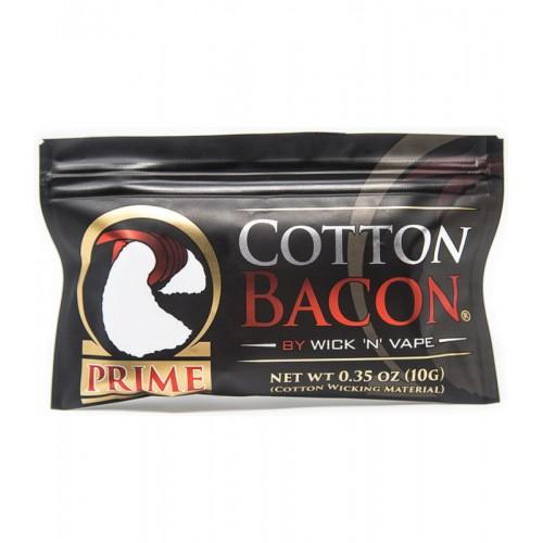 Wicknvape Cotton Bacon Prime Οργανικό Βαμβάκι 10g