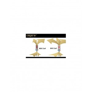 Aspire Nautilus Bvc Coils 0.7 Ohm 1 ΤΜΧ