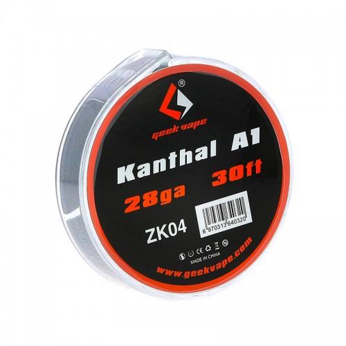 Kanthal A1 GEEK VAPE 28GA ZK04