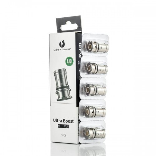 Ultra Boost V2 1.0 Ohm MTL Coil Lost Vape 1 Τμχ