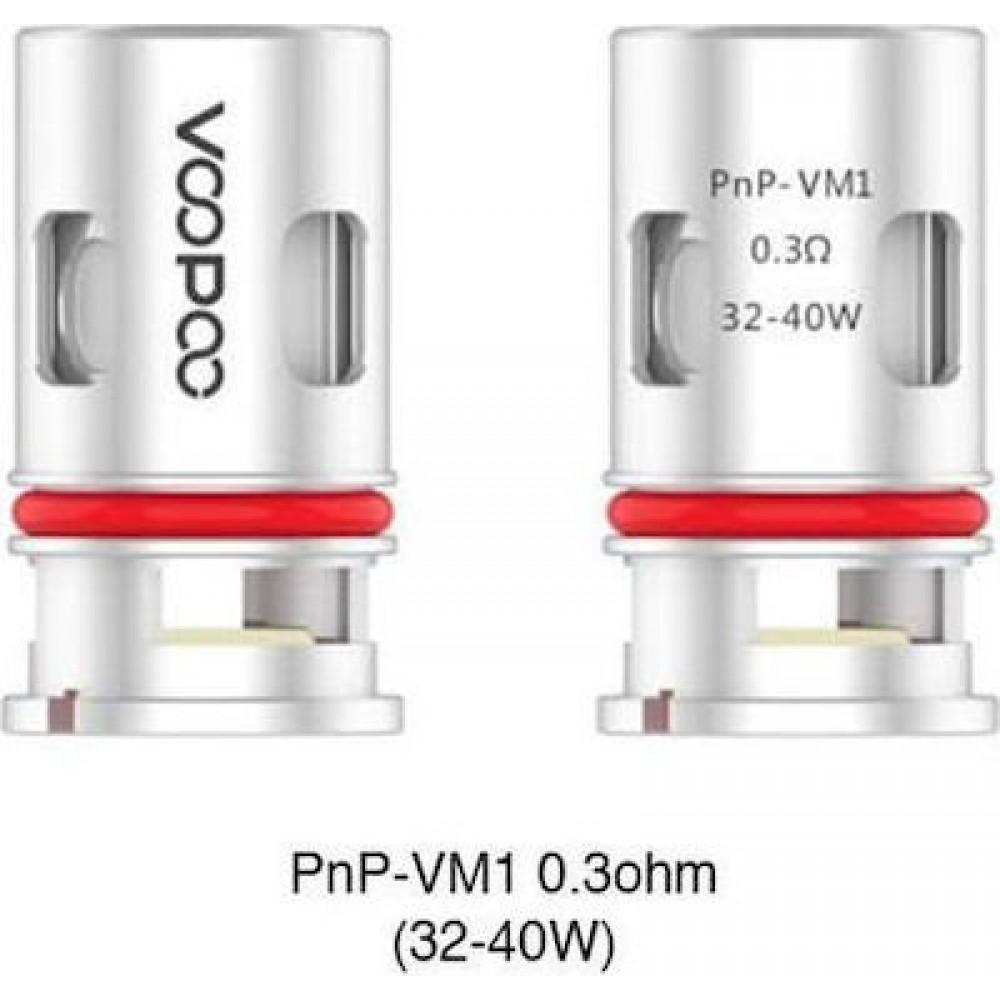 Voopoo Pnp Vm1 0.3 Ohm COIL 1ΤΜΧ