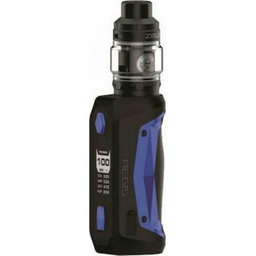 Geekvape Aegis Solo 100w Zeus Sub Ohm kit Blue