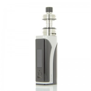 Eleaf iKuu i80 3000mah with Melo 4 D25 kit Silver