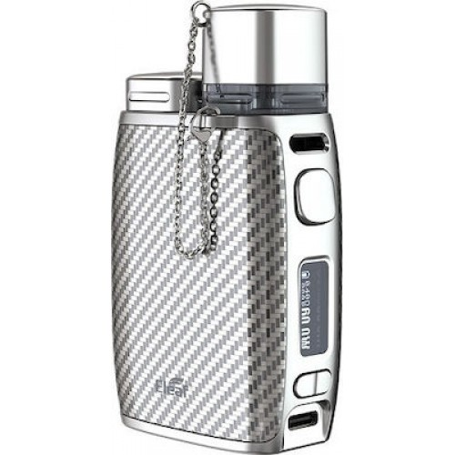 Eleaf Pico Compaq 60W Pot Kit Carbon Silver