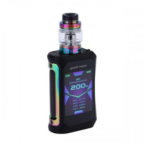 Geekvape Aegis X Zeus Kit 200W Rainbow Black