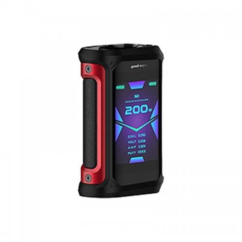 Geekvape Aegis X 200W Mod Red Black