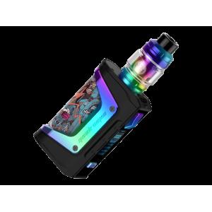 Geek Vape Aegis Legend 200W Zeus Subhom Tank Kit Fantasy Rainbow