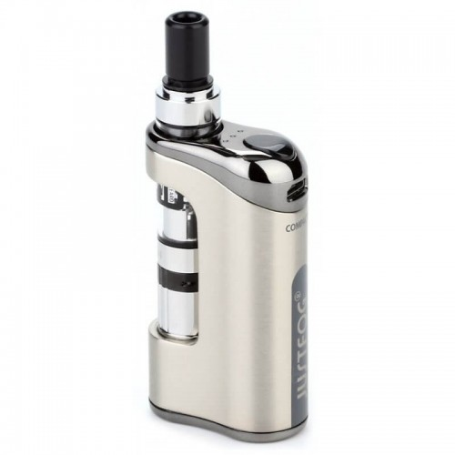 Justfog Compact 14 1500mah 1.8ml Kit Silver