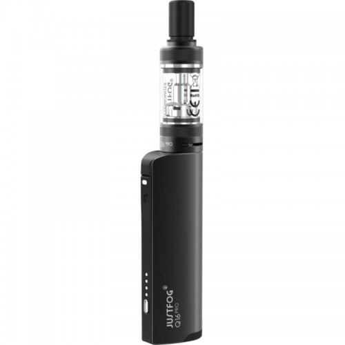Justfog Q16 Pro 900mah 1.9ml Kit Black
