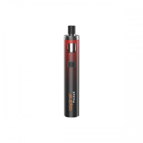 Aspire PockeX  Anniversary Edition 1500mah 2ml Red Gradient