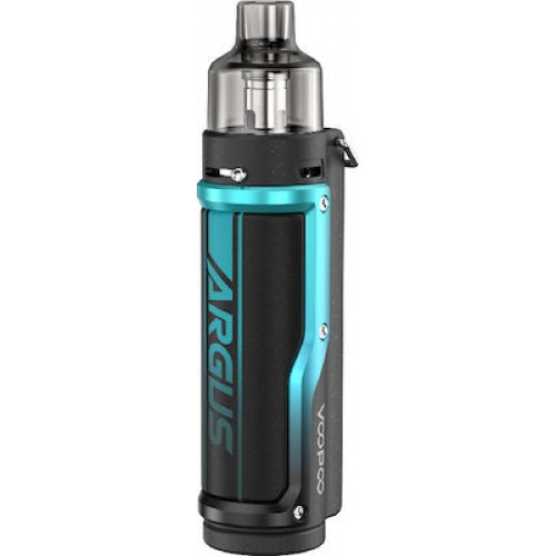 Voopoo Argus Pro Kit 80W 3000 mah Litchi Leather & Blue