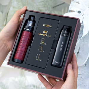 VooPoo Drag X Pod Kit Classic and VMATE Pod Kit Limited Edition
