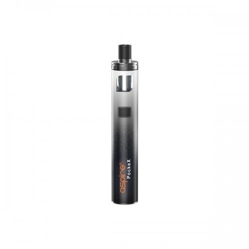 Aspire PockeX  Anniversary Edition 1500mah 2ml Black White Gradient