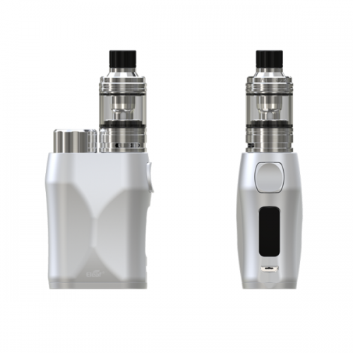 Eleaf iStick Pico X 75w with Melo 4 2ml D22 Kit Silver