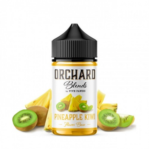 Pineapple Kiwi Orchard Blends Flavor Shots 60ml