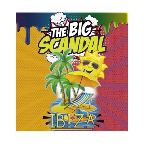 Ibiza Big Scandal Flavour Shot 120ml