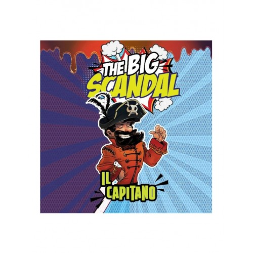 IlCapitano Big Scandal Flavour Shot 100ml