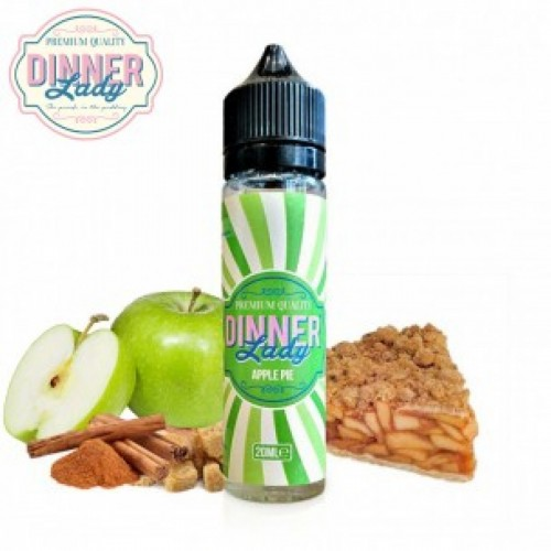 Apple Pie Dinner Lady Flavour Shot 60ml