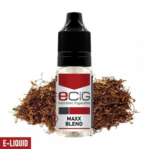 Maxx-Blend 12mg/ml 10ml Ecig White Label