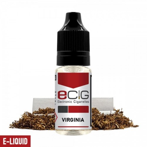 Virginia 3mg/ml 10ml Ecig White Label