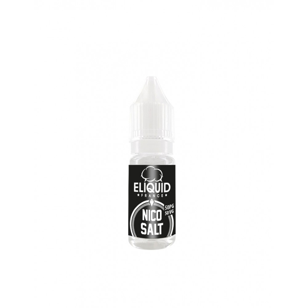 E-Salt Vg/Pg Booster E-Liquid France 20mg 10ml Πρώτες Ύλες
