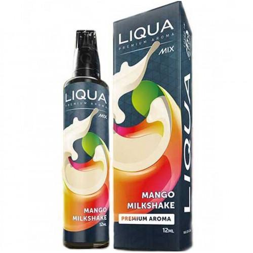 Liqua Mango Milkshake Mix & Go 60ml