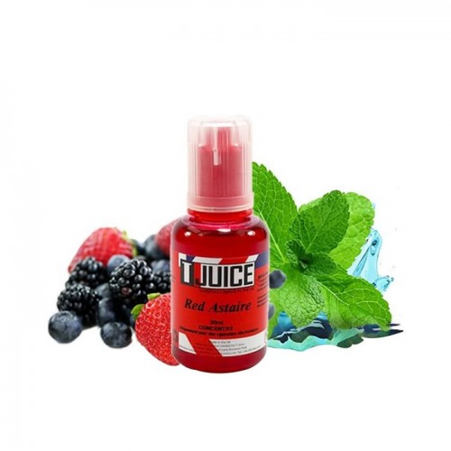 Red Astaire 30ml T JUICE Flavor