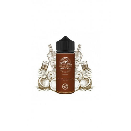 Inspector Steamtrain Flavour shot  120ml